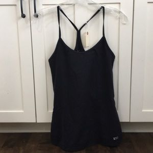 Splits 59 black tank sz small 57045